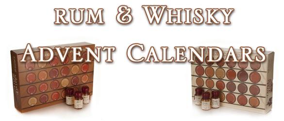 Rum and Whisky Advent Calendar