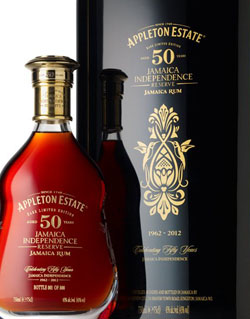 Appleton Estate 50 Year Old Jamaica Rum - Independence Reserve