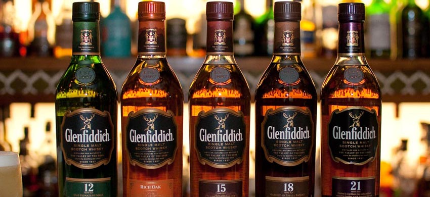 Glenfiddich Single Malt