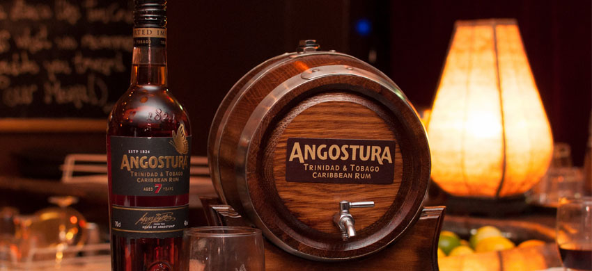 Angostura Barrel Aged Cocktail Competition
