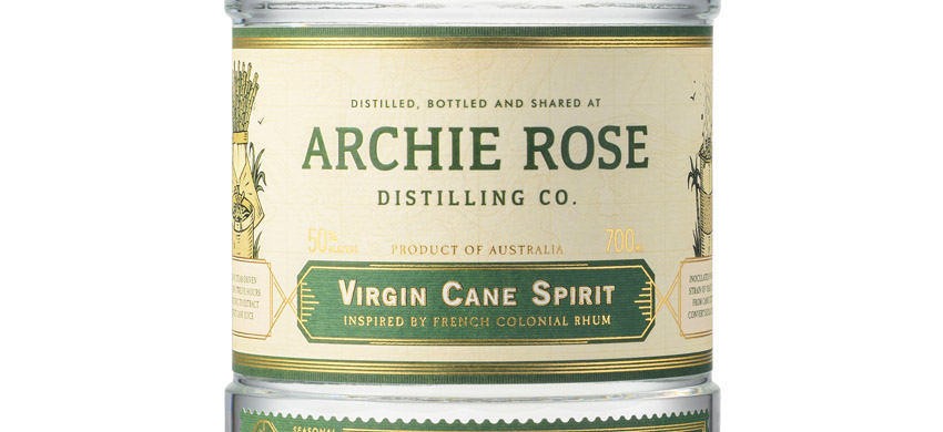 Archie Rose Virgin Cane Spirit