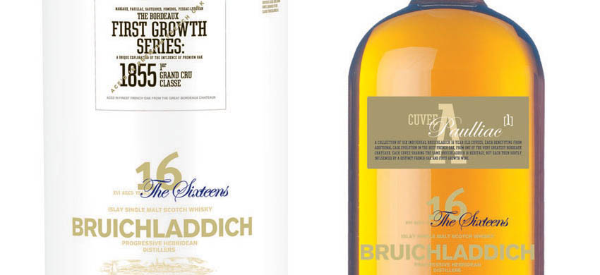 Bruichladdich Growth Series