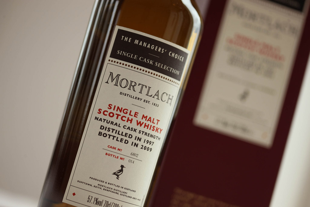 The Managers Choice Whisky