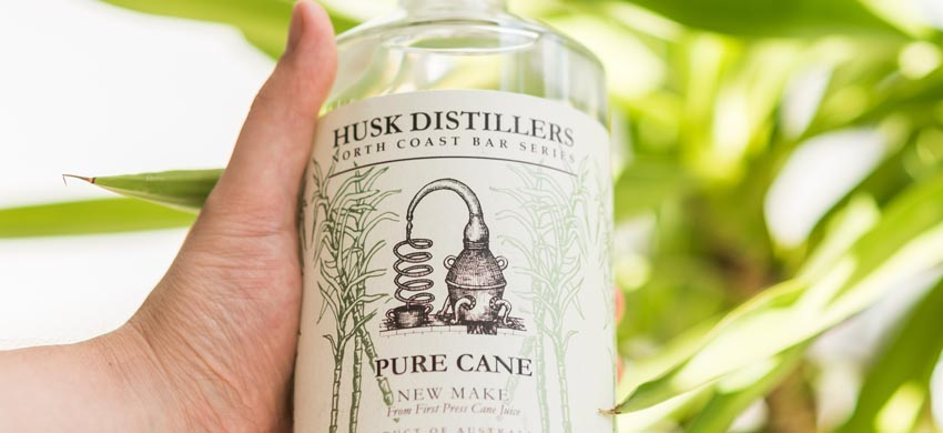 Husk Distillers North Coast Bar Series Pure Cane New Make