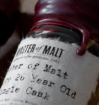 Master of Malt Bowmore 26 Year Old Single Cask