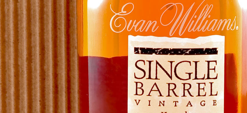Evan Williams Single Barrel Vintage 1996