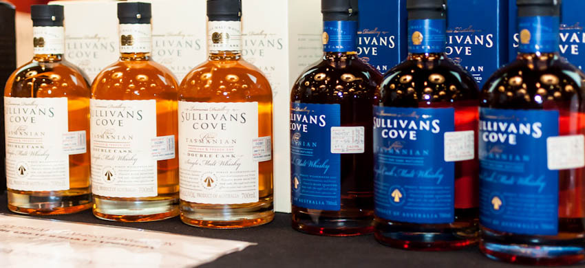 Sullivans Cove Whisky